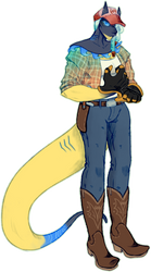 The Rancher by WOE-Staff