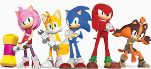 Sonic Boom Redesigns Fixed