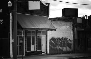 Black and White City 2