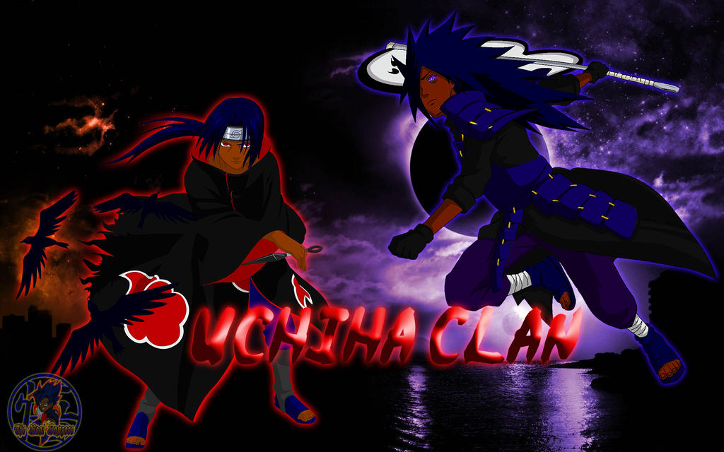 Uchiha Clan Wallpaper By Dapzerotrd On Deviantart