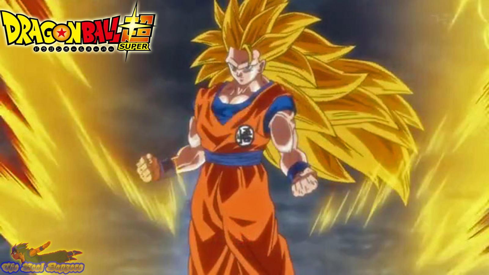 Goku Ssj4 Vs Goku Ssj3: Dragon Ball Super SSJ3 Goku By DapzeroTRD On DeviantArt