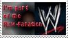 WWE RAW Stamp by DashThunder