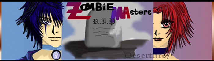 zombie masters banner
