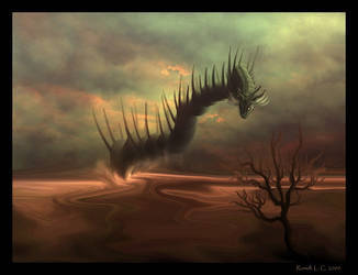 The Dragons Tree by DARKNIHILISM