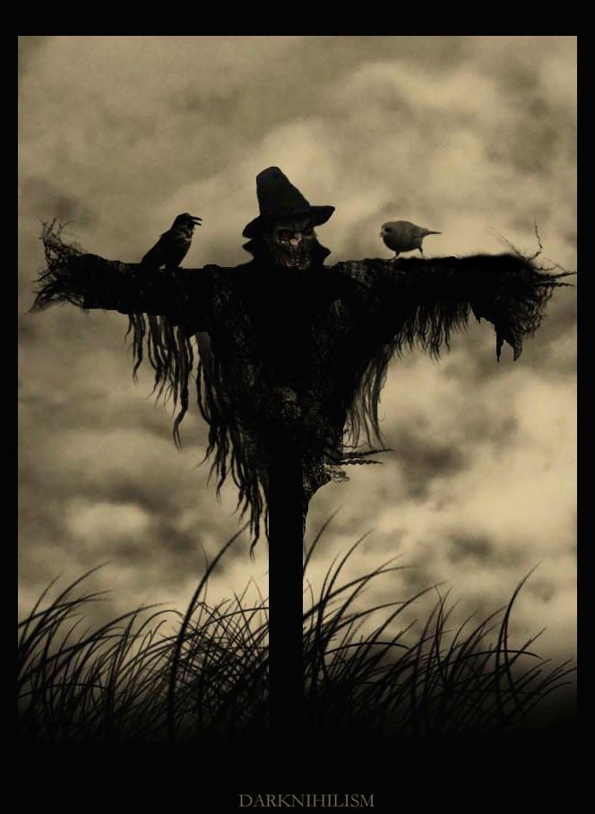 The Scarecrow by DARKNIHILISM on deviantART