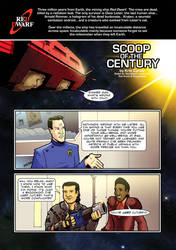 Red Dwarf page 1 by Drivaaar
