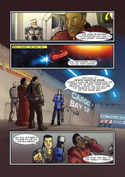 Red Dwarf page 3 by Drivaaar