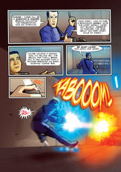 Red Dwarf page 4 by Drivaaar