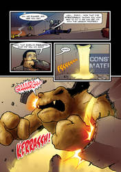 Red Dwarf page 5 by Drivaaar