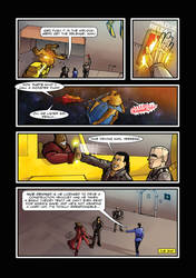 Red Dwarf page 8 by Drivaaar