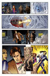 Dr Who The Only Good Dalek pg9