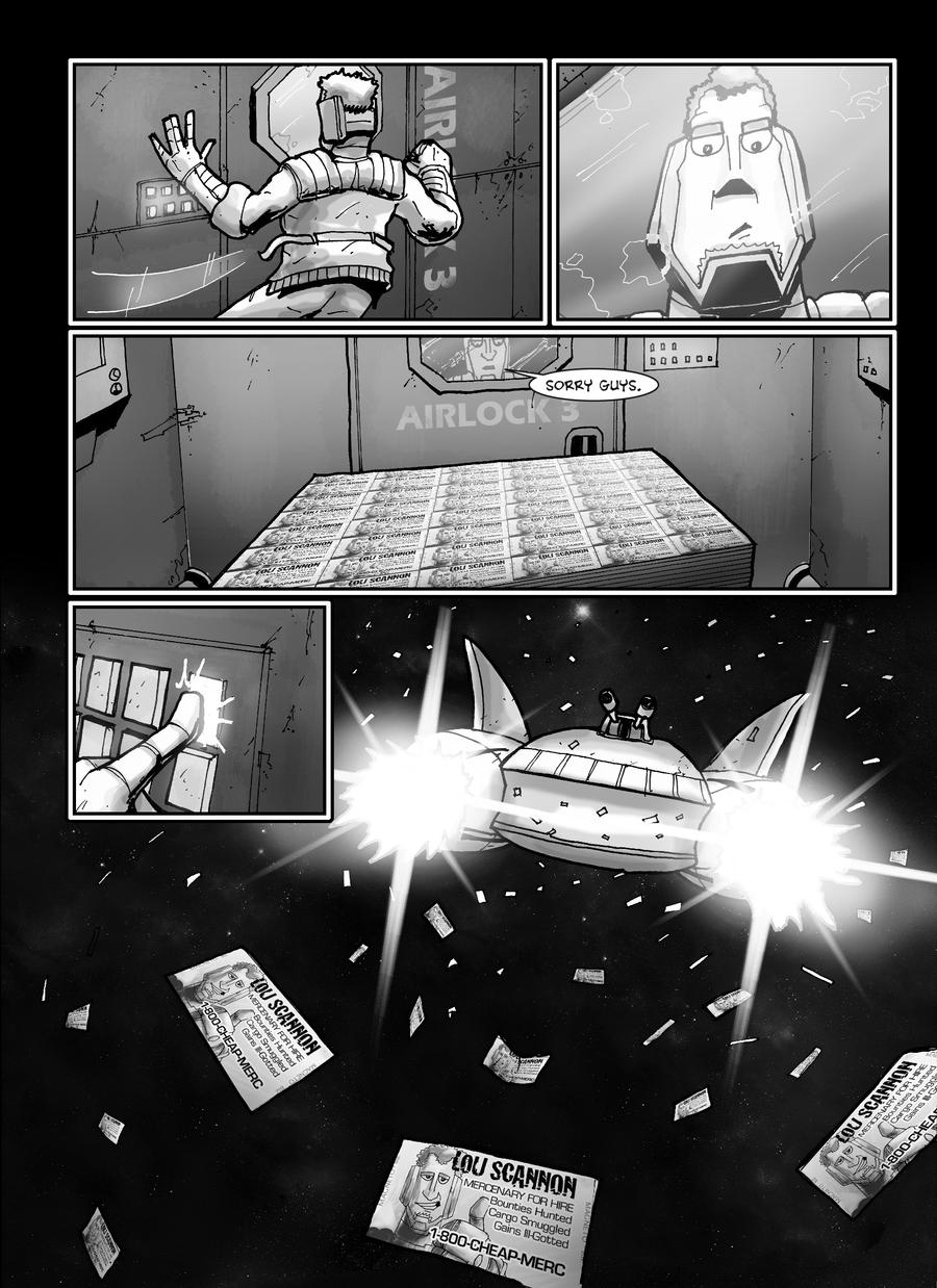 The Wolfman Of Astrotraz pg19