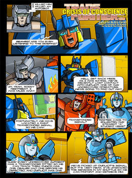 Crisis Of Conscience pt1 pg1