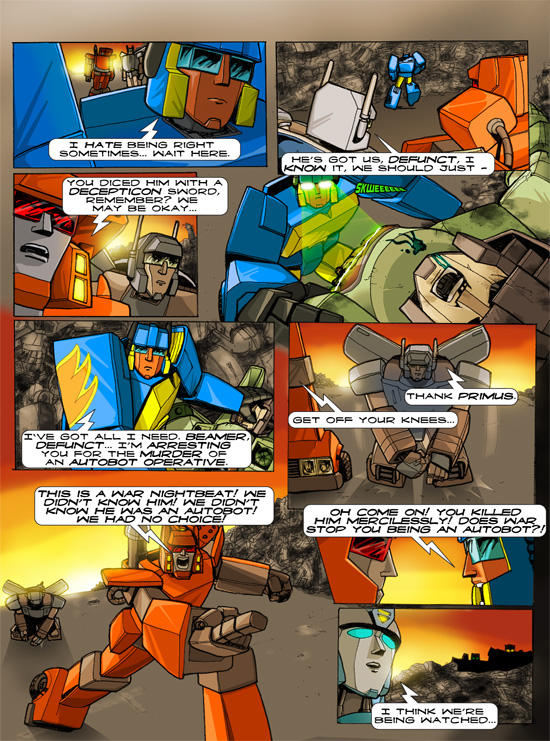 Crisis Of Conscience pt1 pg7 by Drivaaar