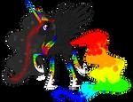 Boom Neon Rainbow