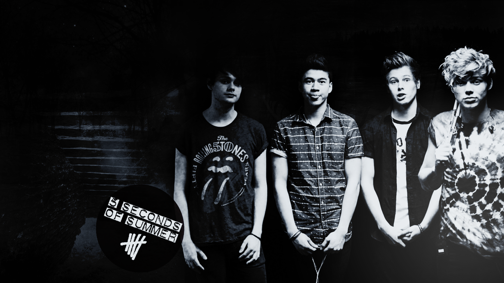 5 Seconds Of Summer By Remindmelove