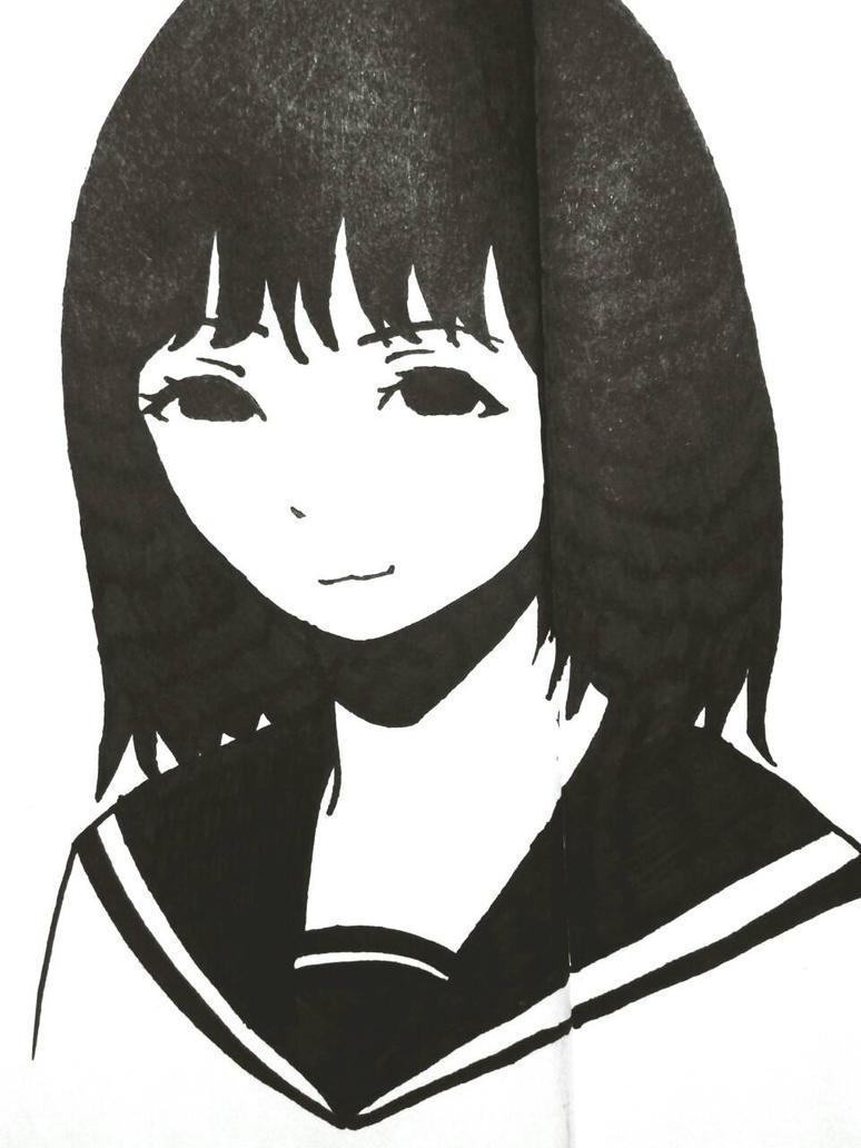 Schoolgirl by TheFAILKiwi