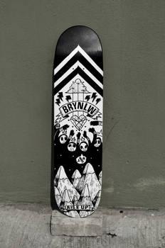 Skate Deck Design #01