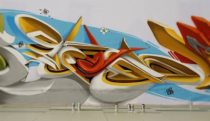 MALL SZ by stenDUC