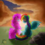 MLP~ Rainbow Pie