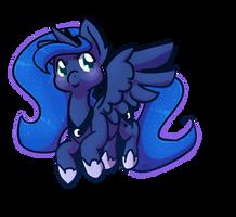 Princess Luna by Crazy-Luna