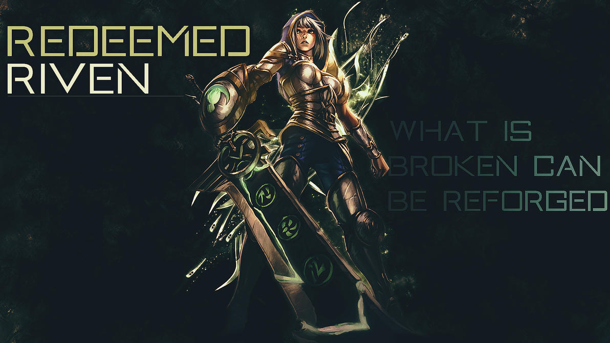 Group of Redeemed Riven Wallpaper
