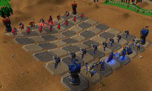 warcraft chess