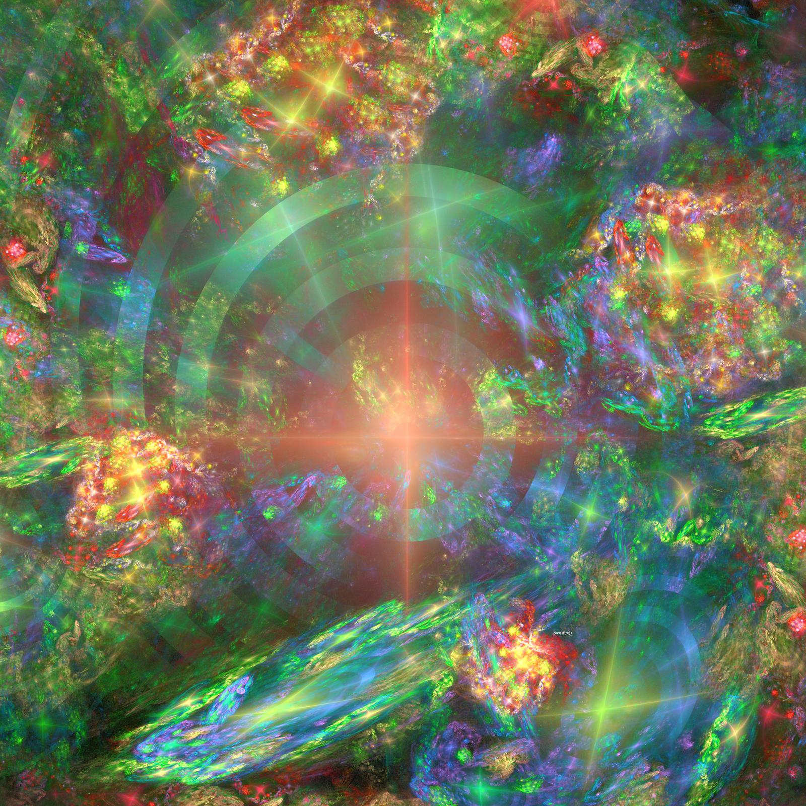 The Heaven Nebula by MysticBren on DeviantArt