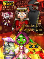 A dolly with plans by luvi05