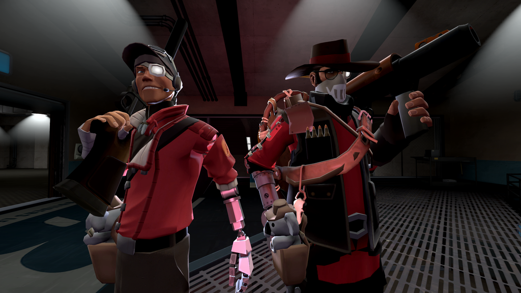 SFM- 'We aint normal mate..' by OkamiArtist