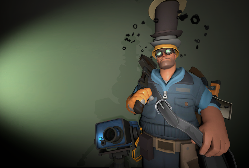 Unusual Load Out- Engineer by OkamiArtist
