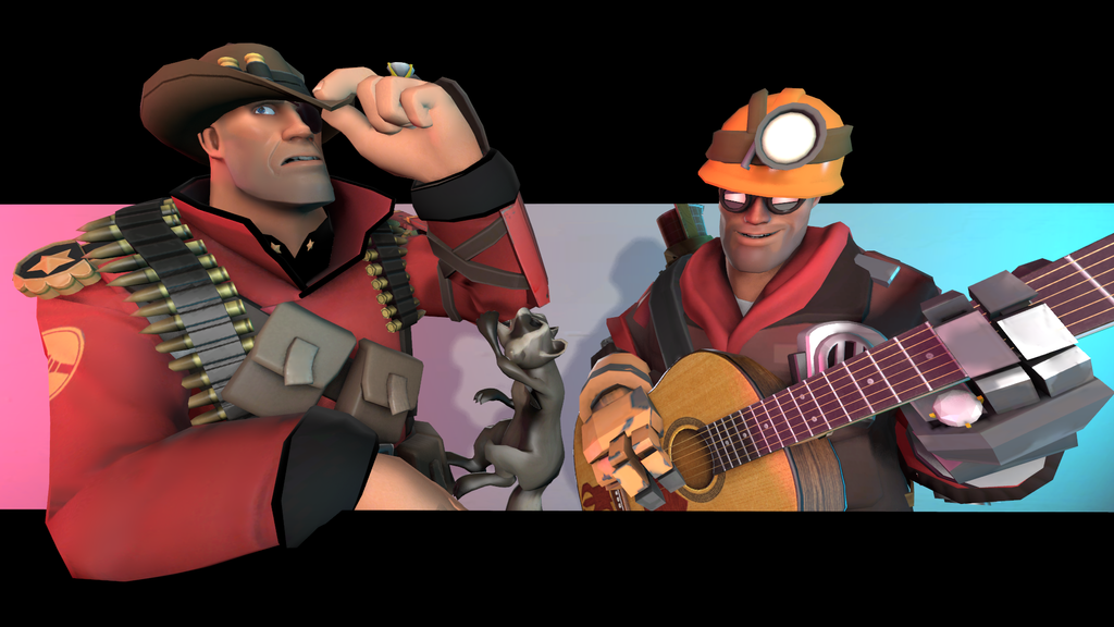 [SFM] New Looks by OkamiArtist