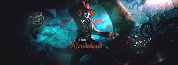 Wonderland by regal0lion
