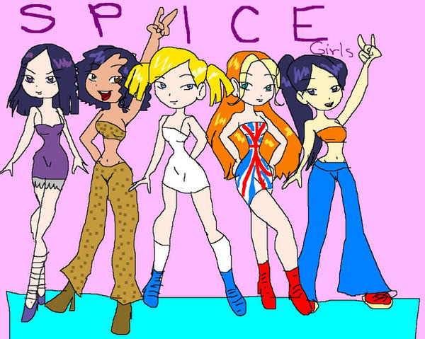 Totally Spice Girls by kovacs1717
