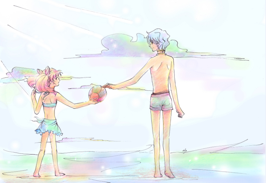 Summer Love day by monjinka