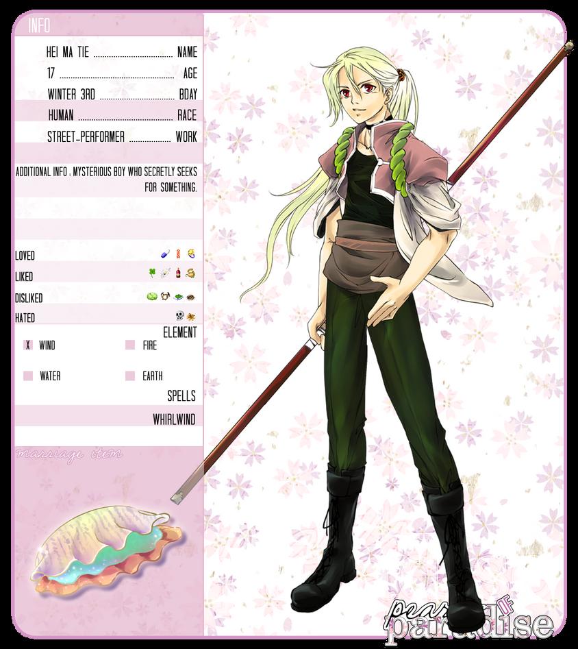 PoP: Tie HeiMa app by monjinka