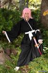 Yachiru in the gardens 13 by YachiruFoxTailFairy