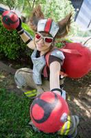Hexplosive expert by YachiruFoxTailFairy