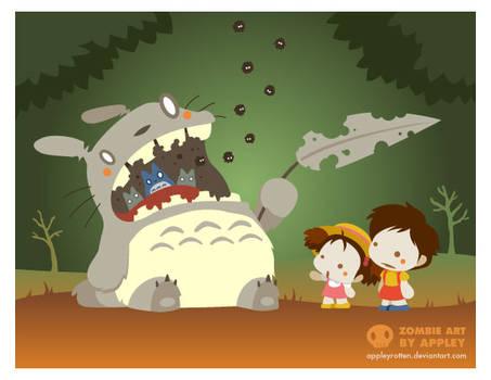 Zombie Totoro