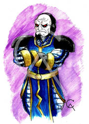 Gemini - Thundarr the Barbarian by Quincas-OF
