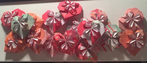Blossom Hearts by SkylilyWolf