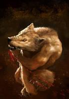 Werewolf by Mellon007