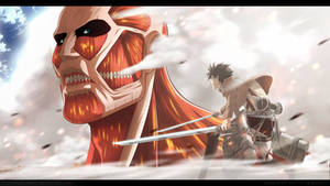 Attack on Titan - 5 years ago