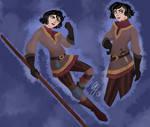 Cassandra {Tangled Fanart}