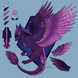 Mystery Winter Quetzalli #9: cjr09