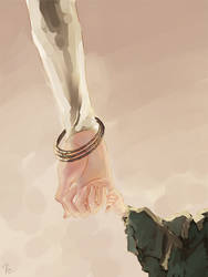 hand in hand by amberely