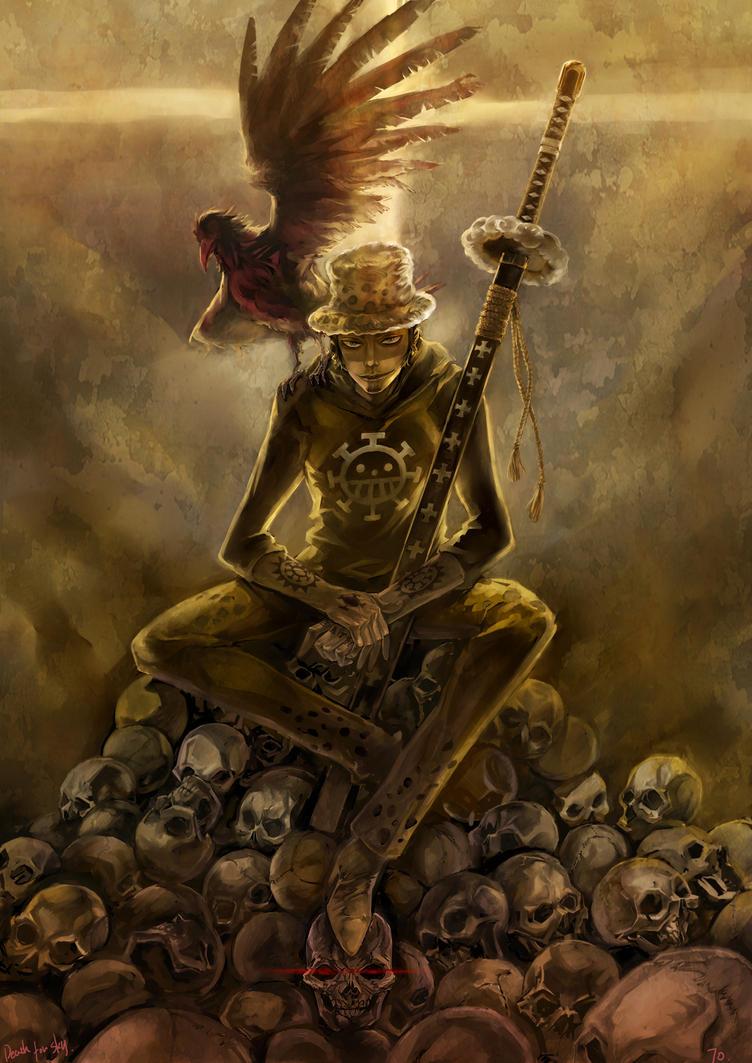 Surgeon of Death Trafalgar law by amberely on DeviantArt