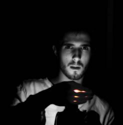 Digital Candle by Illucifer