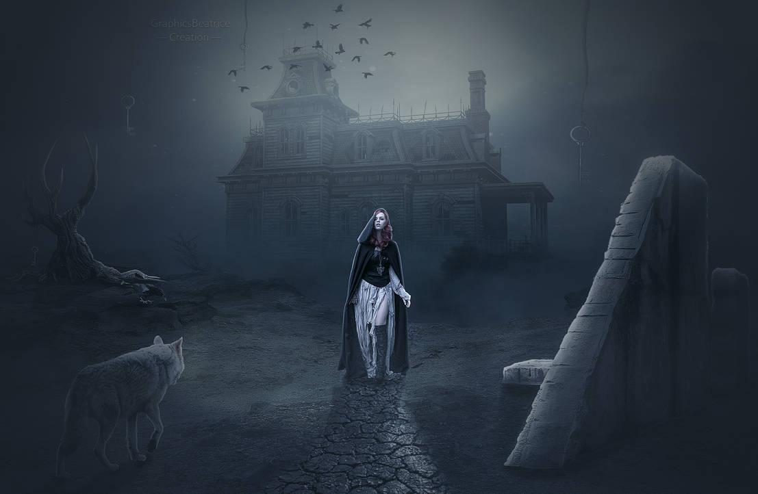La Casa Nella Nebbia