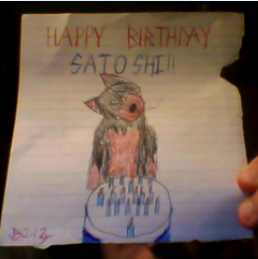 Happy bday Satoshi!! by ShadowWolf77464